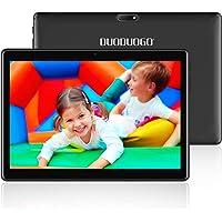 Tablet 10 Pulgadas 4G WiFi 2GB de RAM 32GB de Memoria Android 7.1 Quad-Core Batería 8500mAh Dual SIM Bluetooth/GPS/OTG Tablet de función de llamada Youtube Netflix