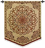 Fine Art Tapestries ''India Golden'' Wall Tapestry
