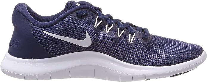 Nike Flex 2018 RN, Zapatillas de Running para Hombre, Azul ...