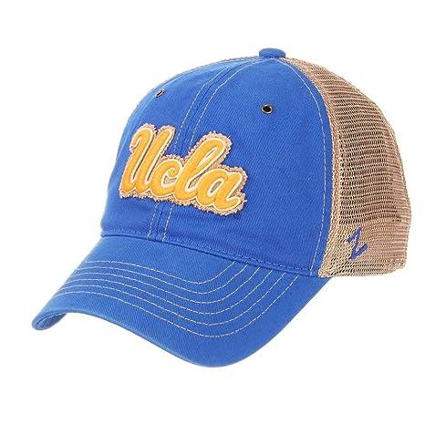buy popular 02b20 a0df9 M.M. Impex, Inc. UCLA Bruins Zephyr Tatter Adjustable Hat