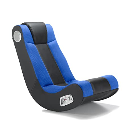 Music Rocker Easy Easygamer sillón, Azules, 211209-3: Amazon ...