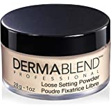 Dermablend Professional Loose Setting Powder, Cool Beige, 1 oz, 28 g