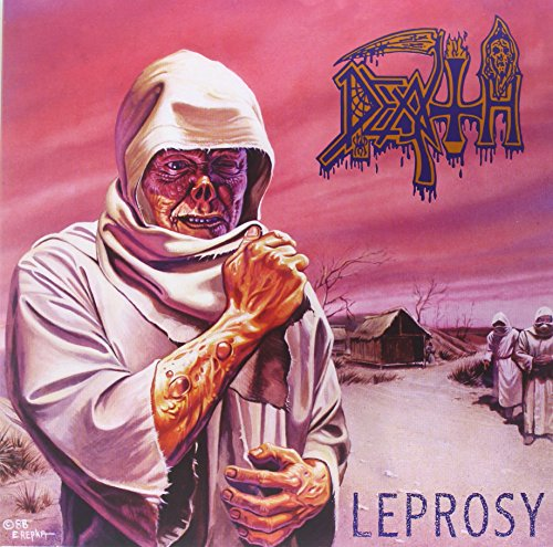 Leprosy Reissue Death product image