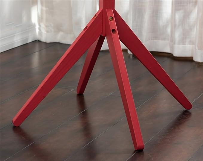 Appendiabiti sgabelli da appoggio sedia in legno massiccio