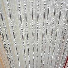 Fedi Fringe String Curtain Chain Beads Panel Room Window Curtain Tassel Divider Drape