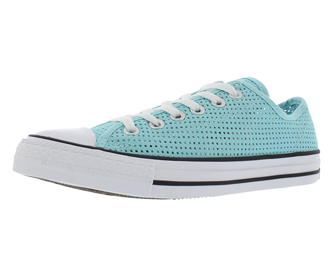 Motel Pool Converse Women's Chuck Taylor All Star Leather High Top Sneaker