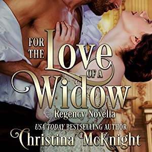 For the Love of a Widow Audiobook