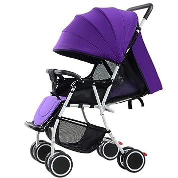 Amazon.com: Carrito de transporte para bebé, multifunción ...