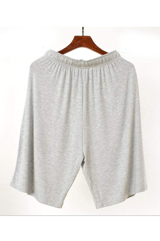 Un Pijama De Hombre Fondo Shorts Comfort Homewear Bottoms: Amazon.es: Ropa y accesorios