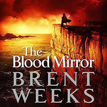 Amazon.com: The Blood Mirror: The Lightbringer Series
