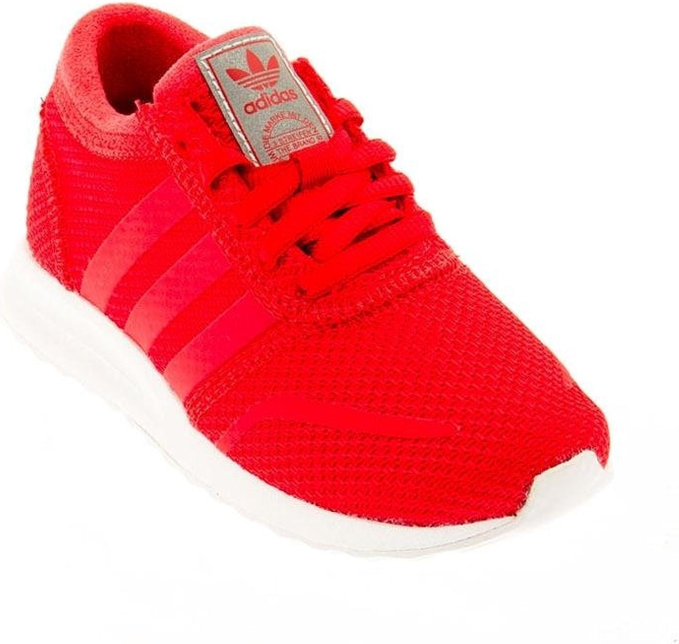 Adidas Adidas Los Angeles Sportschuhe Rot Rot, 32