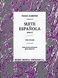 SUITE ESPANOLA OPUS 47 PARA  PIANO