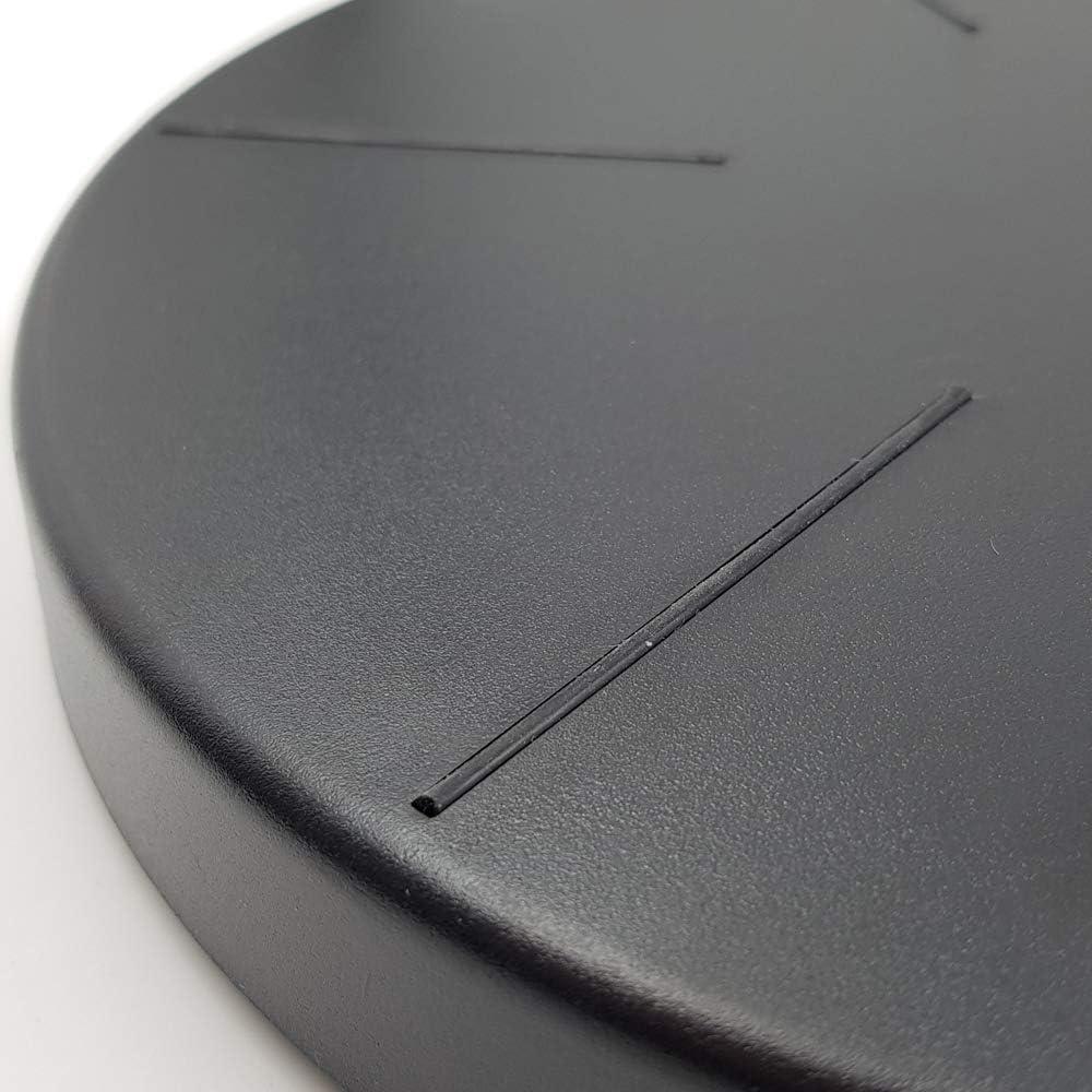 Tr/änkenw/ärmer Heizung H/ühnertr/änken DILUMA Heizplatte 25 cm f/ür Gefl/ügeltr/änken 30W 24V W/ärmeplatte f/ür Kleintier Tr/änken