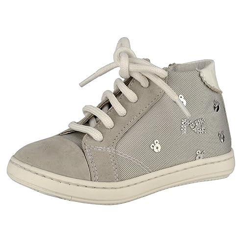 Nero Giardini Junior Sneaker Primi Passi Bambina P319770F  Amazon.it ... bbbfd603dac