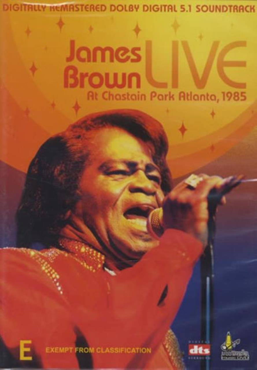 Live At Chastain Park Atlanta, 1985 by Brown, James