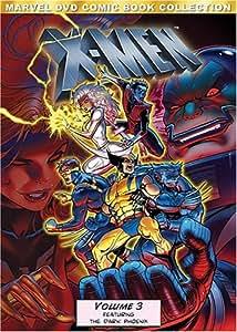 X-Men: Volume Three (Marvel DVD Comic Book Collection)