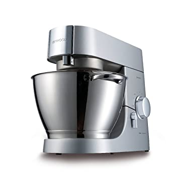 Kenwood KMC050 Chef Robot da Cucina, Titanio: Amazon.it: Casa e cucina