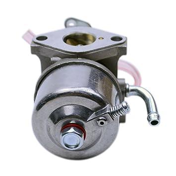 flypig carburador para Motor de 4 tiempos Kawasaki fc150 V de John Deere 14SB cortacésped: Amazon.es: Coche y moto