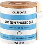 Olsson's Red Gum Smoked Salt in Ceramic Jar