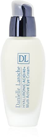 Danielle Laroche Hyaluronic Acid Eye Cream Dermal Filler for All Skin Types 1.07 Fl Oz.