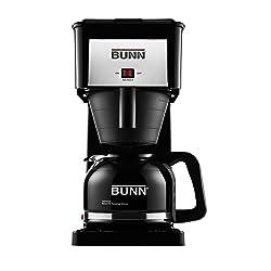 BUNN GRB Velocity Brew Ten-Mug Professional Home Coffee Maker