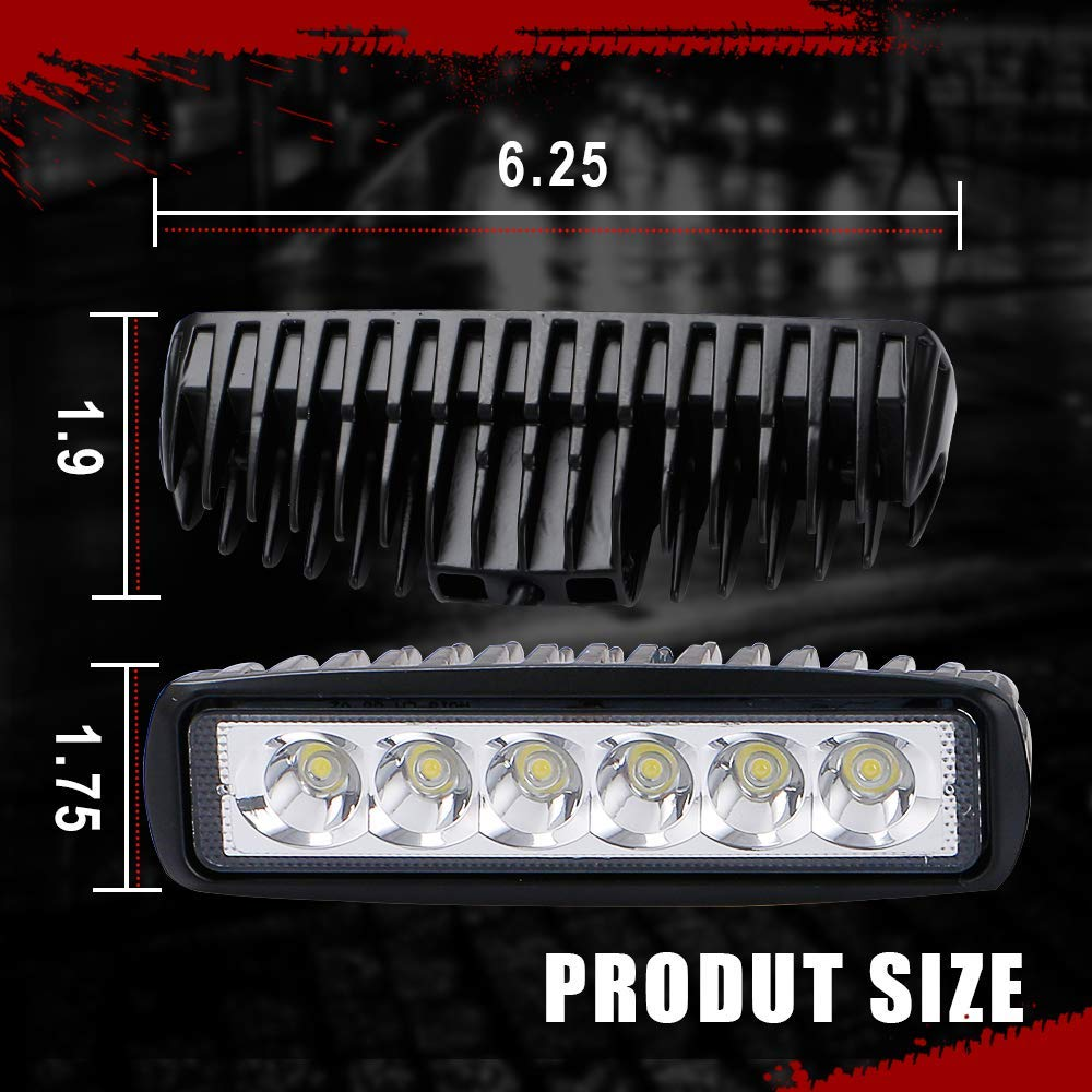 DOT Certified 180W 32//30 Inch Curved LED Light Bar /& 2x 4Pods 18W Driving Fog Lights /& Wiring Harness For Offroad Truck Ford Jeep Polaris Ranger Rzr Chevy Silverado GMC Nissan Boat Bumper Grill Lamps