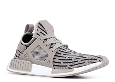 innovative design a0923 65a5e Image Unavailable. Image not available for. Color  adidas Womens NMD XR1 ( Womens 10, Clear Granite Clear Granite Core Red