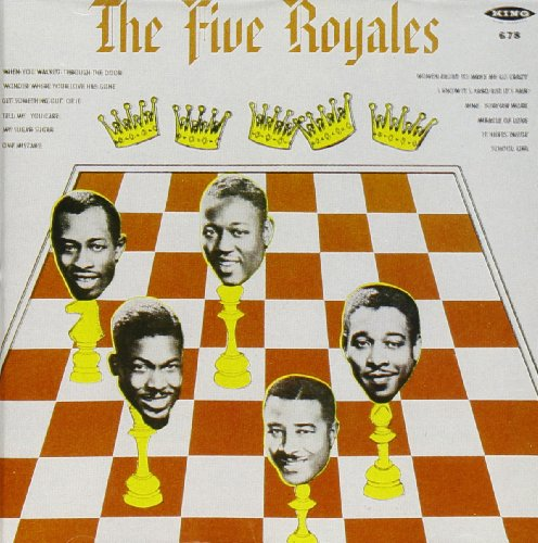 UPC 012676067829, The Five Royales