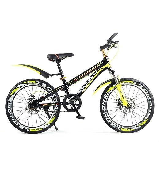 SJSF Y Bikes Bicicleta Infantil 16/18/20IN, Freno Doble De ...