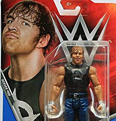 WWE Basic Series #69 version - Dean Ambrose Figure by Mattel