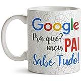 Caneca Dia Dos Dia dos Pais - Google Pra Que ?