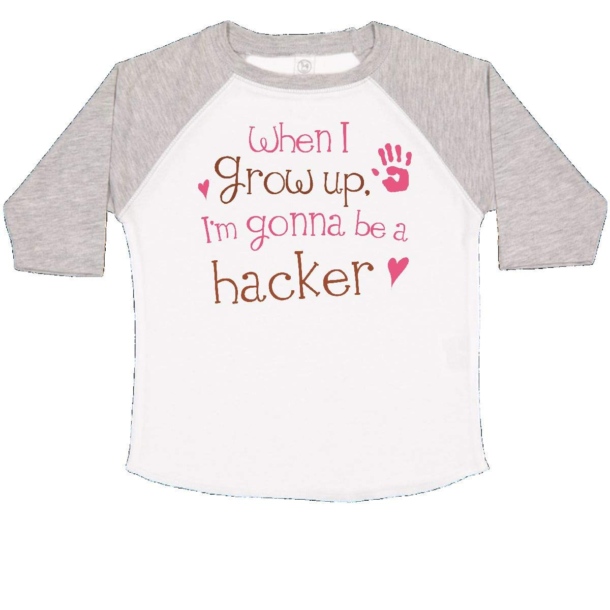inktastic Hacker Future Toddler T-Shirt