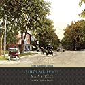 Main Street Audiobook by Sinclair Lewis Narrated by Lloyd James