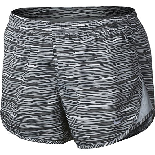 Nike Women's Equilibirum Modern Tempo Running Shorts-Small grey