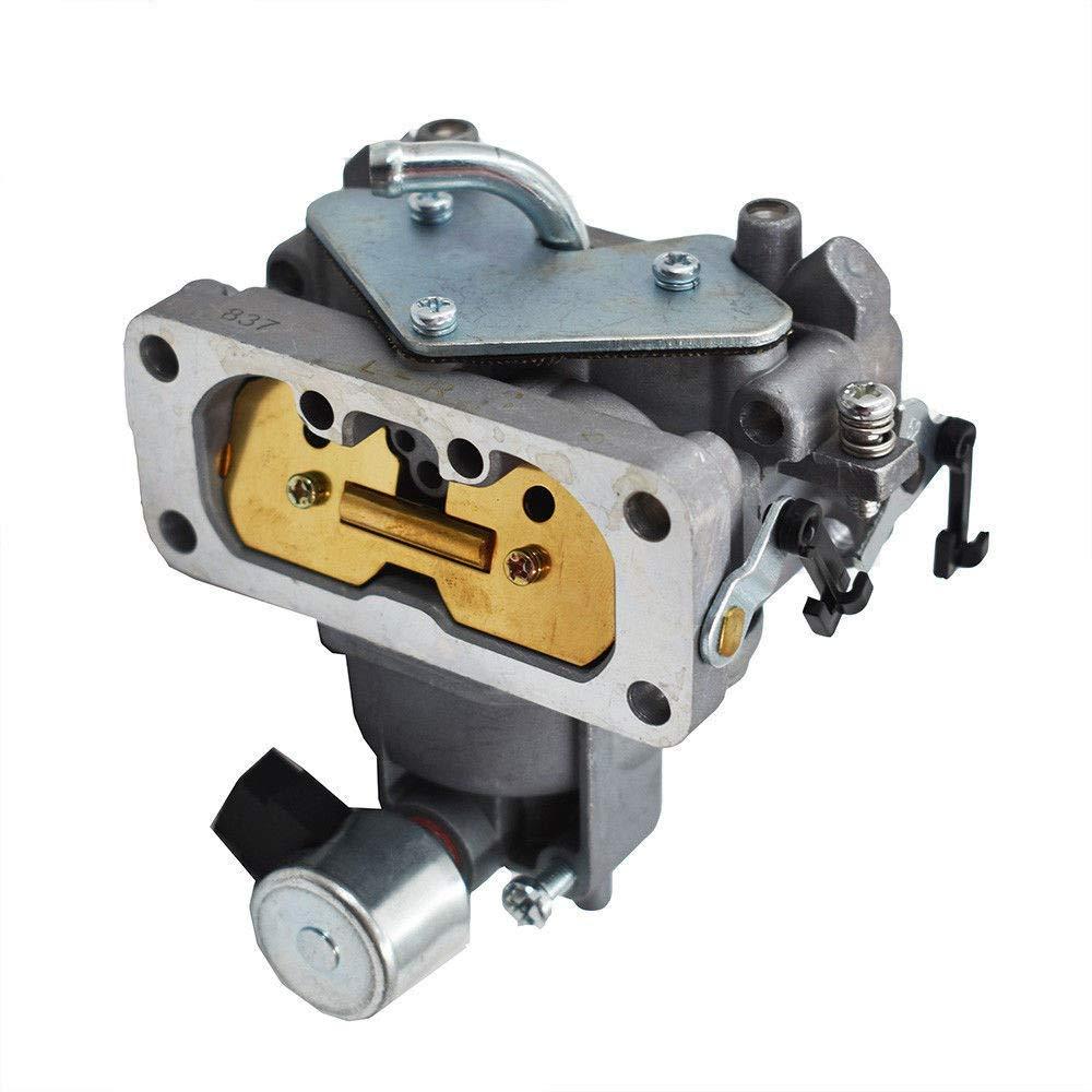 Carburetor carb Nikki Kawasaki FH661V 22 HP engine M1F Fits some FH680V 15004-0760,15004-1008