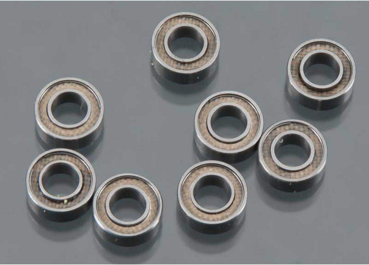 8 Wheel Bearing Set Losi 1//18 Mini T