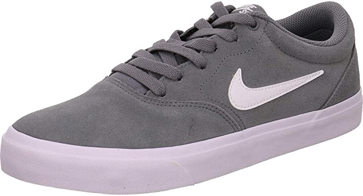 chaussures nike sb grise