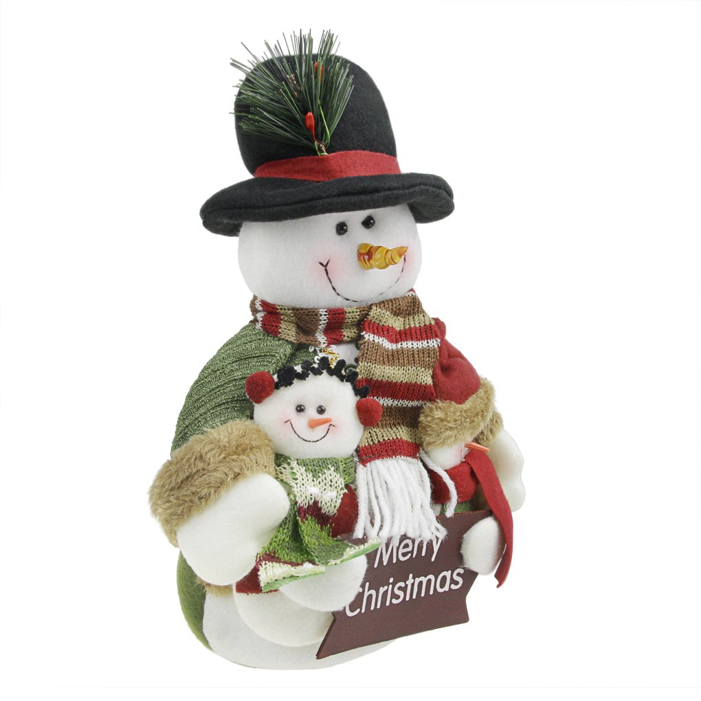 Velour Peace On Earth Santa Hat Christmas Party Favors