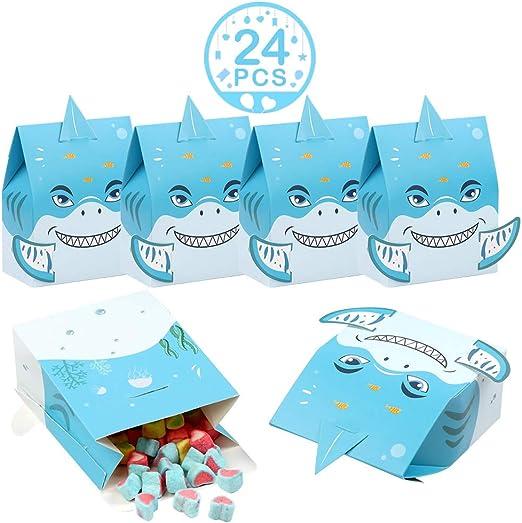 Baby Shark Favors Rings Party Favors Children Gift Baby Shark Regalos 24x