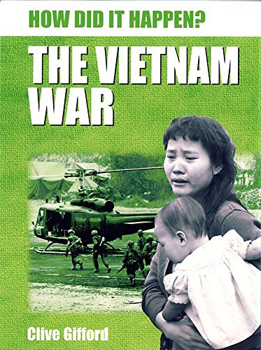 Vietnam War (Atlas of Conflicts) by Franklin Watts Ltd