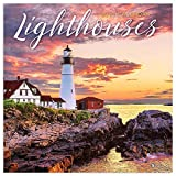 Books : 2020 Lighthouses Wall Calendar