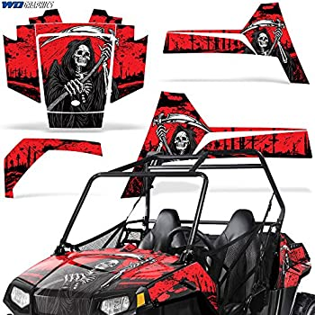 durable modeling Wholesale Decals Polaris RZR 170 All Years