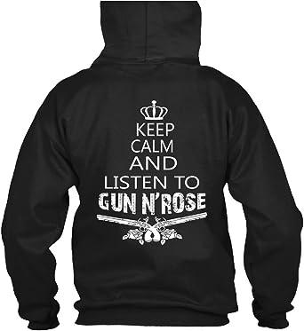 Guns n/' Roses Slash Axl Rose Official Unisex Hoodie Hooded Top