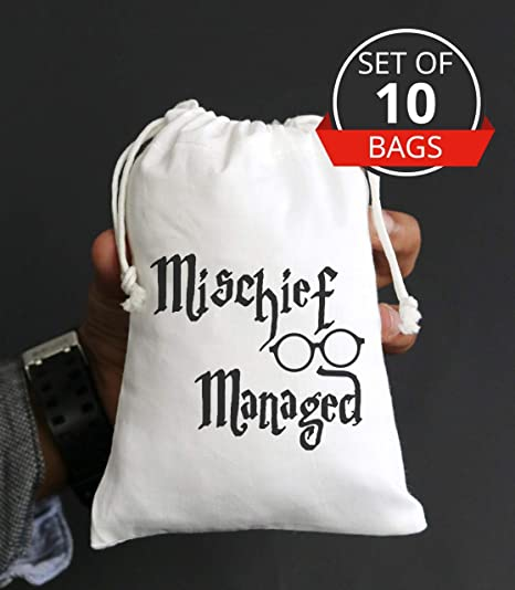 Amazon.com: Mischief Managed Harry Potter Bachelorette ...