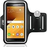Sportarmband, BEZ® Wasserabweisendes Sport-Armband Armtasche Hülle mit Schlüsseltasche für Samsung Galaxy A5 2017 - Smartphone Fitness Armband für Laufen, Wandern , Radfahren , Reiten