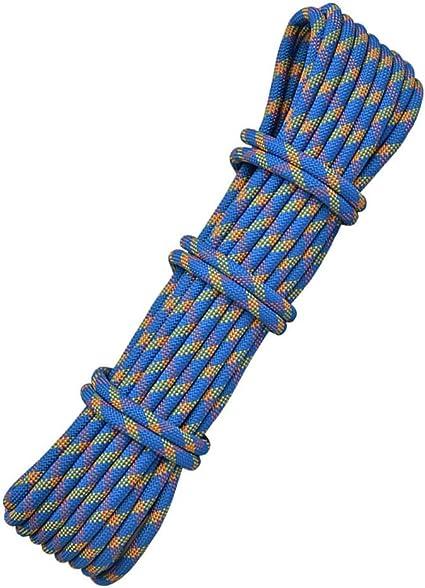 JU FU Cuerda de Seguridad, de 10,5 mm / 11 mm / 12 mm de ...