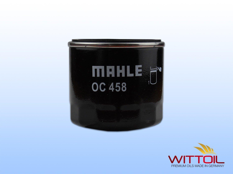 Knecht OC458 Filtre à huile MAHLE AFTERMARKET GMBH OC 458