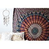 Large Buddhist Mandala Tapestry Hippie Hippy Wall Hanging Beach Throw Bohemian Tapestries Beach Sheet Mandala tapestries wall Art Tapestries
