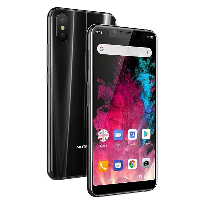 e44a3ba5511 HOMTOM H10 4G Phablet - 5.85   HD+ Notch Screen 19 9 Full Display SIM-Free  Smartphone