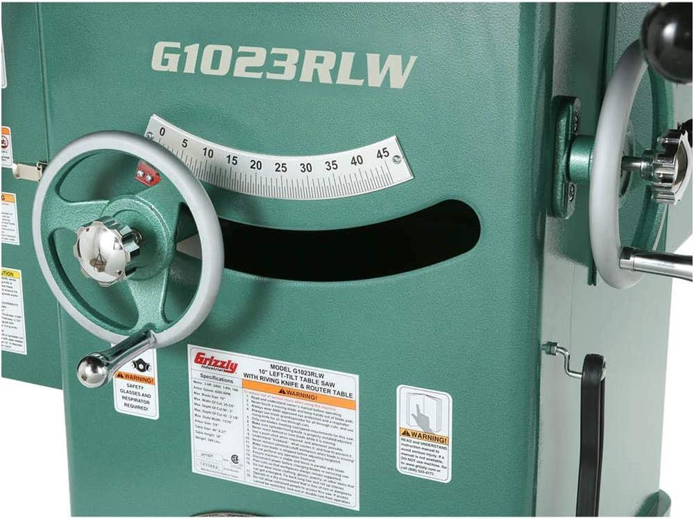 Grizzly G1023RLW Table Saws product image 7